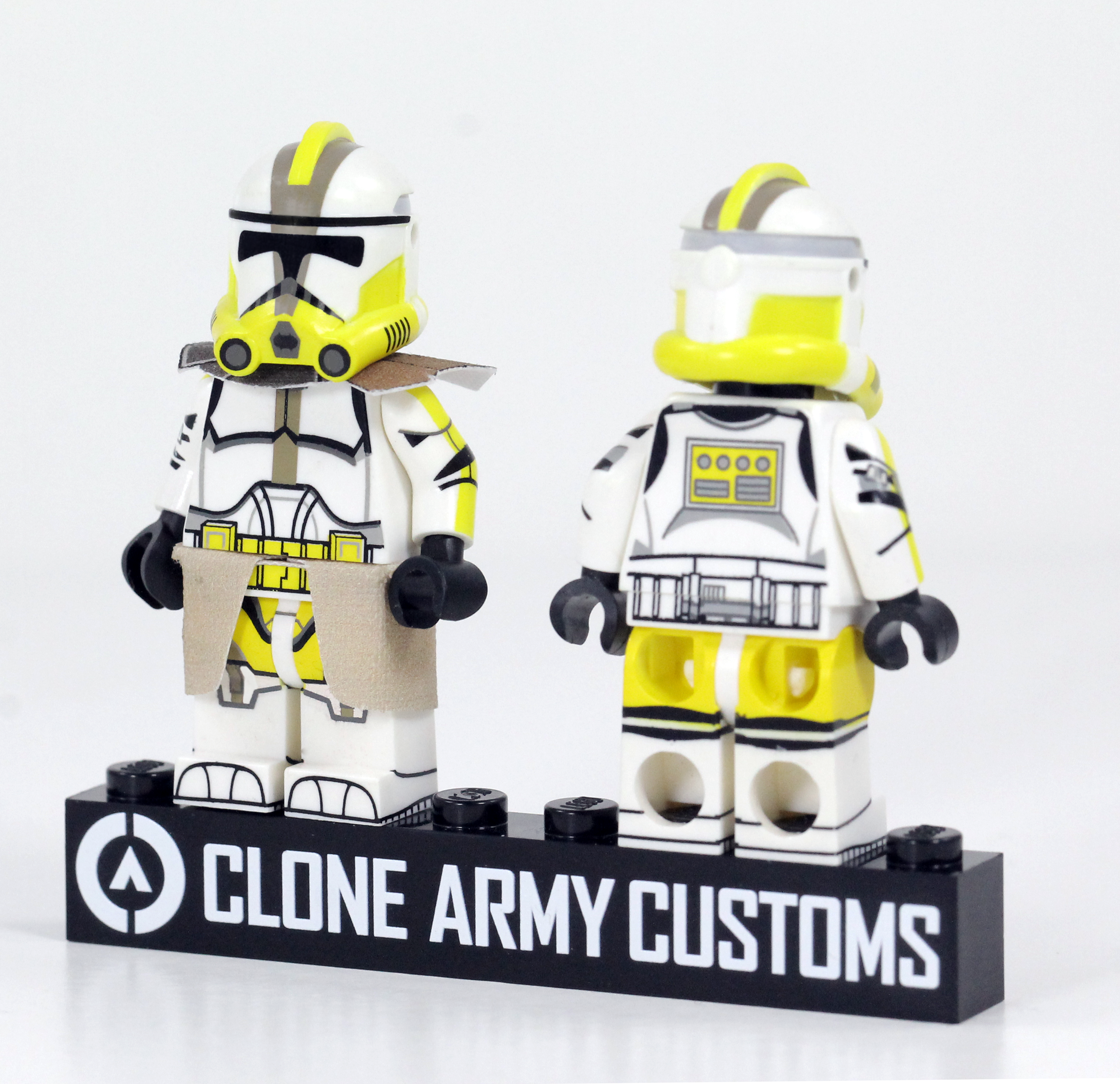 clone army customs | p2 commander bly